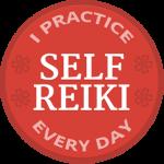 I Practice Self Reiki Everyday
